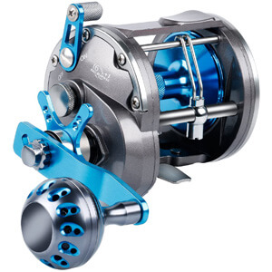 Burning Shark SHA40 Trolling Reel
