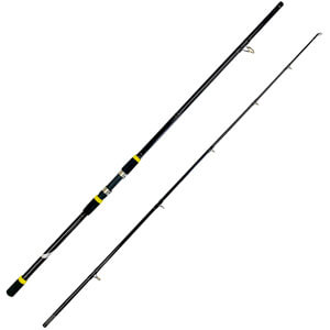 EatMyTackle 2 Piece Surf Fishing Rod - 10 ft.