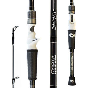 Enigma Fishing IPPON Pro Tournament Series Casting Rod
