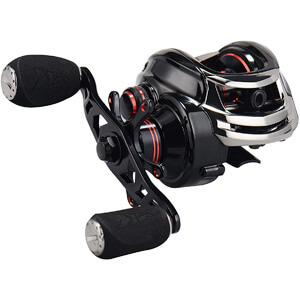 KastKing Royale LegendWhitemax Low Profile Baitcasting Fishing Reel