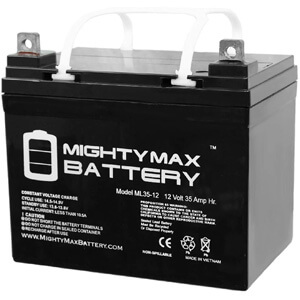 MIghty Max Light Trolling Motor Battery