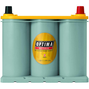 Optima Batteries D35 YellowTop Dual Purpose Battery