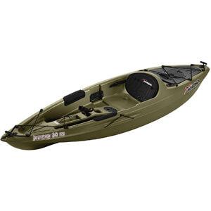 Sundolphin Journey 10—Foot Sit-on-top Fishing Kayak