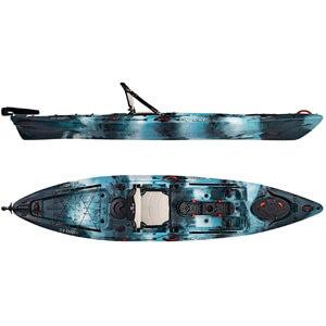 Vibes Kayaks Sea Ghost 130
